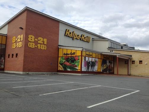Kokkolan Halpa-Halli, Alahärmän myymälä - Härmän Matkailu